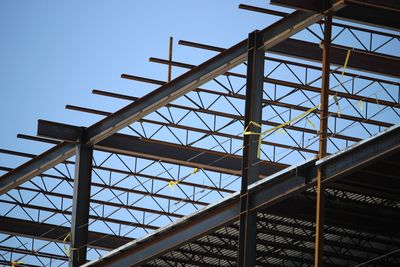 Steel Fabrication from Design Build Structures in Iowa.